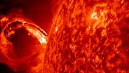 solar flare 2013