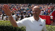 The new head of IRS is not Gators QB Danny Wuerffel.