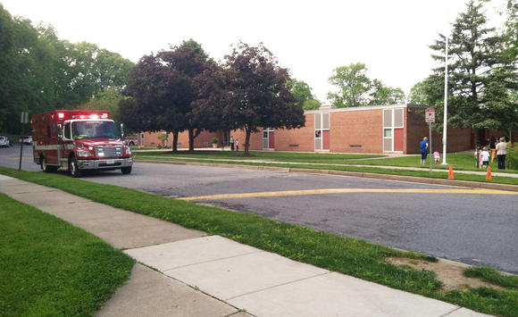 Pinewood Elementary School ~ Medics called to pinewood elementary after students