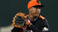 The Orioles' top position player prospect, Jonathan Schoop, was placed on the seven-day minor league disabled list Thursday with a lower back strain.