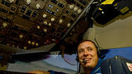 Pictures: Research Flight Deck simulator