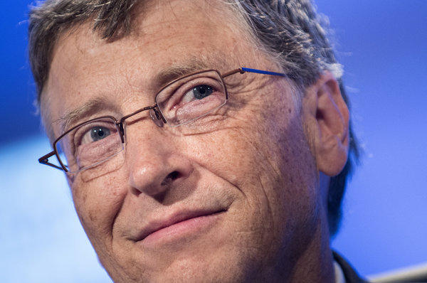 Suddenly, there's buzz painting Bill Gates as Microsoft's only possible savior. He stepped down as chief executive in 2000.