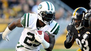 "Joe McKnight, a multipurpose back out of USC, said Thursday that ""they'll have to kill me to take my spot"" on the New York Jets' roster."