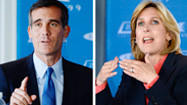 L.A. mayor's race update