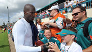 Former NFL wide receiver Chad Johnson is wanted by authorities in Florida for violating multiple terms of his probation, according to an NFL.com report.