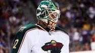 Wild goalie Backstrom undergoes sports hernia surgery