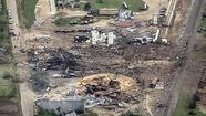 WEST, Texas (Reuters) - The cause of a fire that triggered a massive explosion at a West, Texas fertilizer plant has been ruled undetermined, and investigators have not eliminated the possibility that the fire was set intentionally, state and federal officials said on Thursday.