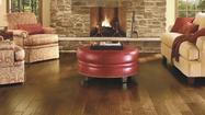 The hottest trends in wood flooring