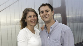 Jennifer Morgan Carey and John Wells Dorr III