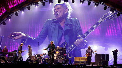<b>PHOTOS: </b>The Rolling Stones 32 years later -- It's only rock 'n' roll, but I like it