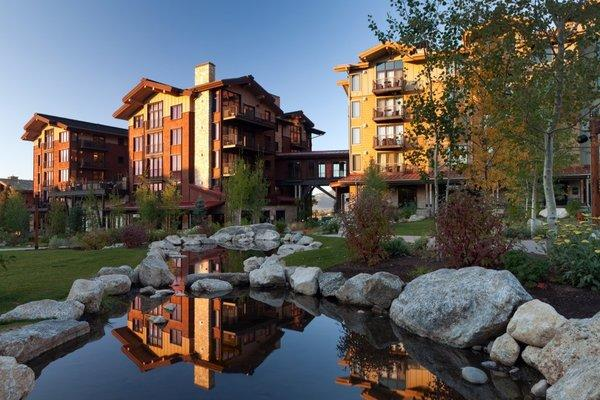 The Hotel Terra Jackson Hole in Teton Village, Wyo., has 132 rooms.