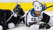 (Reuters) - San Jose Sharks winger Raffi Torres has been suspended for the rest of the Western Conference semi-finals for a hit to the head of Los Angeles Kings forward Jarret Stoll, the National Hockey League (NHL) said on Thursday.