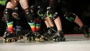 Women's roller derbies might be ancient television history, but the sport is still very present. And it's nothing like the rambunctious WWE-style shows from the 1970s.