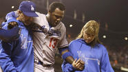Dodgers' medical staff feeling the strain