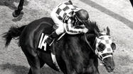 "Secretariat was a star but not yet a legend when his van rolled up to <a href=""http://findlocal.baltimoresun.com/pimlico/home/na/pimlico-race-course-baltimore-venue"">Pimlico Race Course</a> in the second week of May 1973."