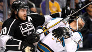 Mike Richards, T.J. Galiardi