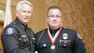 Glendale police officers honored for service