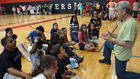 PICTURES: Easton Middle School health fair