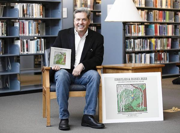 "Chip Fesko, the author of ""Fireflies & Honey Bees: Children's Poems for You and Me,"" will read his work at the Newport Beach Public Library on Saturday."