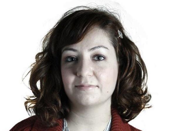Columnist Liana Aghajanian