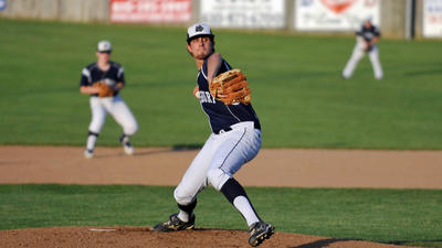 Aungst leads Salisbury to Colonial League baseball crown