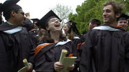 Fidelity Investments reports that 70 percent of the Class of 2013 leaves college with on average $35,200 in debt. That's all kinds of debt, from student loans and money owed to Mom and Dad to credit card balances.