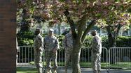 JOINT BASE LEWIS-MCCHORD, Wash. — An Army sergeant was sentenced Thursday to life in prison without parole for the 2009 killings of five fellow service members at a combat stress clinic in Iraq.