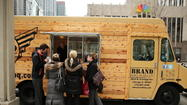 Sixteen food trucks submitted applications to be part of this year's Taste of Chicago, city officials said Thursday.