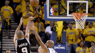 San Antonio ends Golden State's playoff run