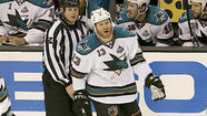 Sharks' Raffi Torres suspended for rest of series against Kings