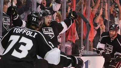 Kings Find A Way To Win A Game They Seemed Bound To Lose