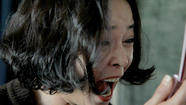 "South Korean provocateur Kim Ki-duk's new film ""Pieta,"" about a cold, wraith-like loan-shark enforcer in a poverty-stricken village, is expectedly gruesome in some of its details. But it's the explicitness about capitalism's emotional wreckage that gives this micro-budgeted drama a gut-punch heft."