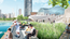Navy Pier, the highly commercialized tourist attraction jutting into Lake Michigan, will take on a more park-like feel under the first phase of redevelopment plans to be formally announced Friday morning.