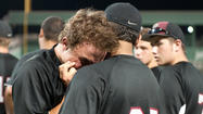 State baseball: Deep early hole foils Trinity's bid to repeat as 2A champ