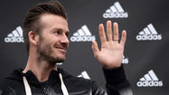 Retiring David Beckham will feature in Ligue 1 champions Paris St Germain's match at home to Stade Brest on Saturday, coach Carlo Ancelotti said on Friday.
