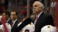 Quenneville named Jack Adams Trophy finalist