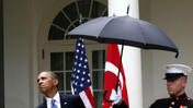 Pres. asks Marines to break military umbrella rule