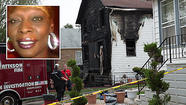 A husband and wife were found dead after a fire in Chicago Heights early Friday morning, according to authorities.