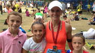 Paula Gaspardo, an Orland Park resident, has run several half-marathons before, but she has never attempted the full race. This October, Paula will run 26 miles of the Chicago Marathon in memory of her mother, who passed away from lung cancer in 2009. She is participating as part of Respiratory Health Association's Lung Power Team, a group of athletes who run to raise funds and awareness for local lung disease research and programs.