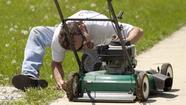 Lawn mower startup time: Let's get ready to rumble