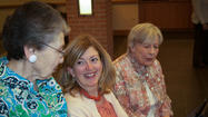 "Covenant Village of Northbrook recently hosted Abby Stokes, author of ""Is This Thing On?"" to encourage senior adults to explore the nuances of today's technology."