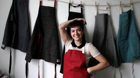 Apron maker finds profitable recipe catering to chefs