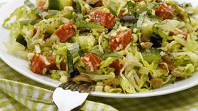 Restaurant recipes: The Luggage Room Pizzeria chopped salad