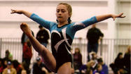The final weekend in April marked the date of the Level 5 Girls Gymnastics State meet in Peoria. Divided into groups of 30 or more by age, girls competed on the vault, uneven parallel bars, balance beam, and floor. The Flying High team in Countryside had been preparing all year for this day.