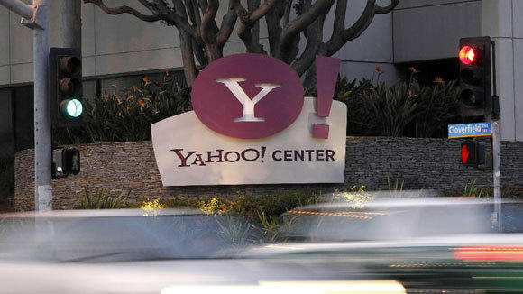 Yahoo's offices in Santa Monica, Calif., are shown in a 2011 photo.