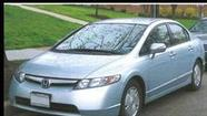 A Honda sedan similar to one the Broward Sheriff's Office is seeking after a hit-and-run crash in West Park Friday.