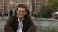 "John Green, bestselling and prize-winning author of young adult novels including ""The Fault In Our Stars"" and ""Looking for Alaska,"" gave the commencement address at <a href=""http://news.butler.edu/blog/2013/04/bestselling-author-john-green-to-deliver-commencement-address/"">Butler University</a> on May 11. It's witty, smart, thoughtful, and going viral; if you start hearing people in your life saying ""happy birthday, sir,"" you can thank him. There's <a href=""http://www.youtube.com/watch?feature=player_embedded&v=t6sK1jBDRHs"">a YouTube video</a> of the entire graudation ceremony -- Green begins speaking about an hour in -- and he's put the <a href=""http://fishingboatproceeds.tumblr.com/post/50221383652/the-commencement-address"">text of the speech</a> online on his Tumblr."
