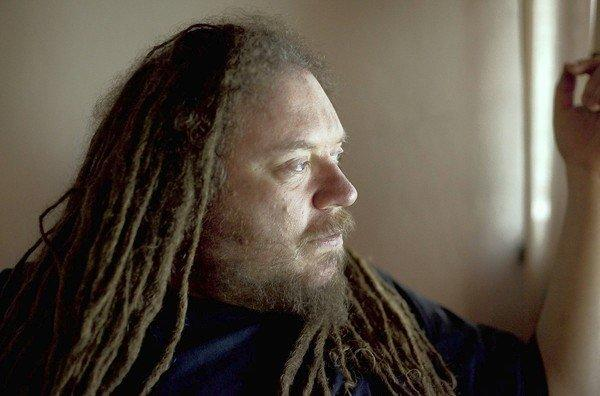 Author Jaron Lanier.