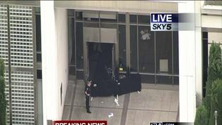 1 Shot in Lobby of Alhambra Police Department