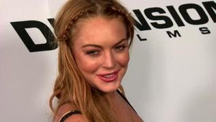 Lindsay Lohan Gaining Weight in Rehab